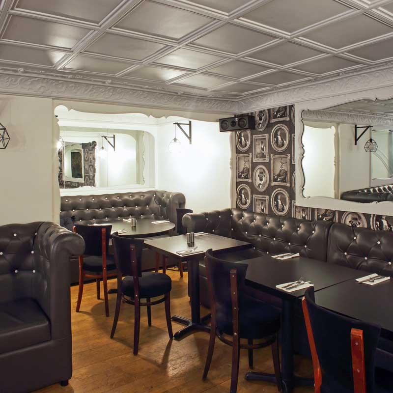 Salle Restaurant Africain Villa Maasaï Paris
