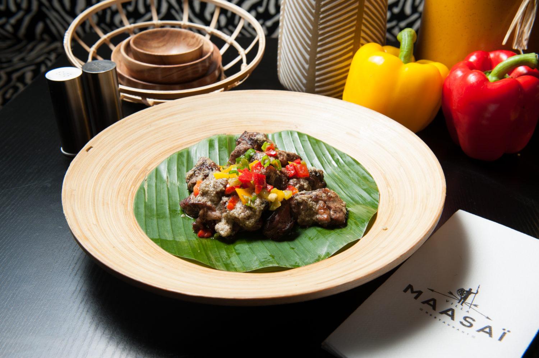 Cuisine Africaine à Villa Maasaï Paris