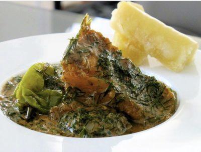 Villa Maasaï - Les meilleurs plat congolais