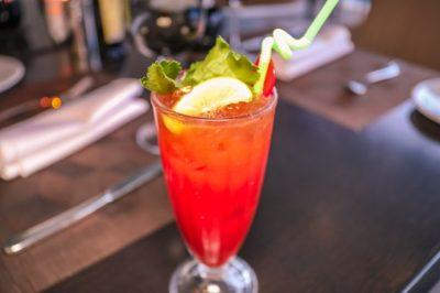 Cocktail Nigérian - Villa Maasaï